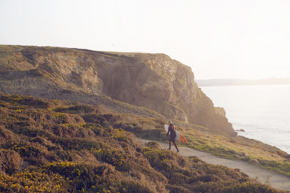 Cornish Surfing