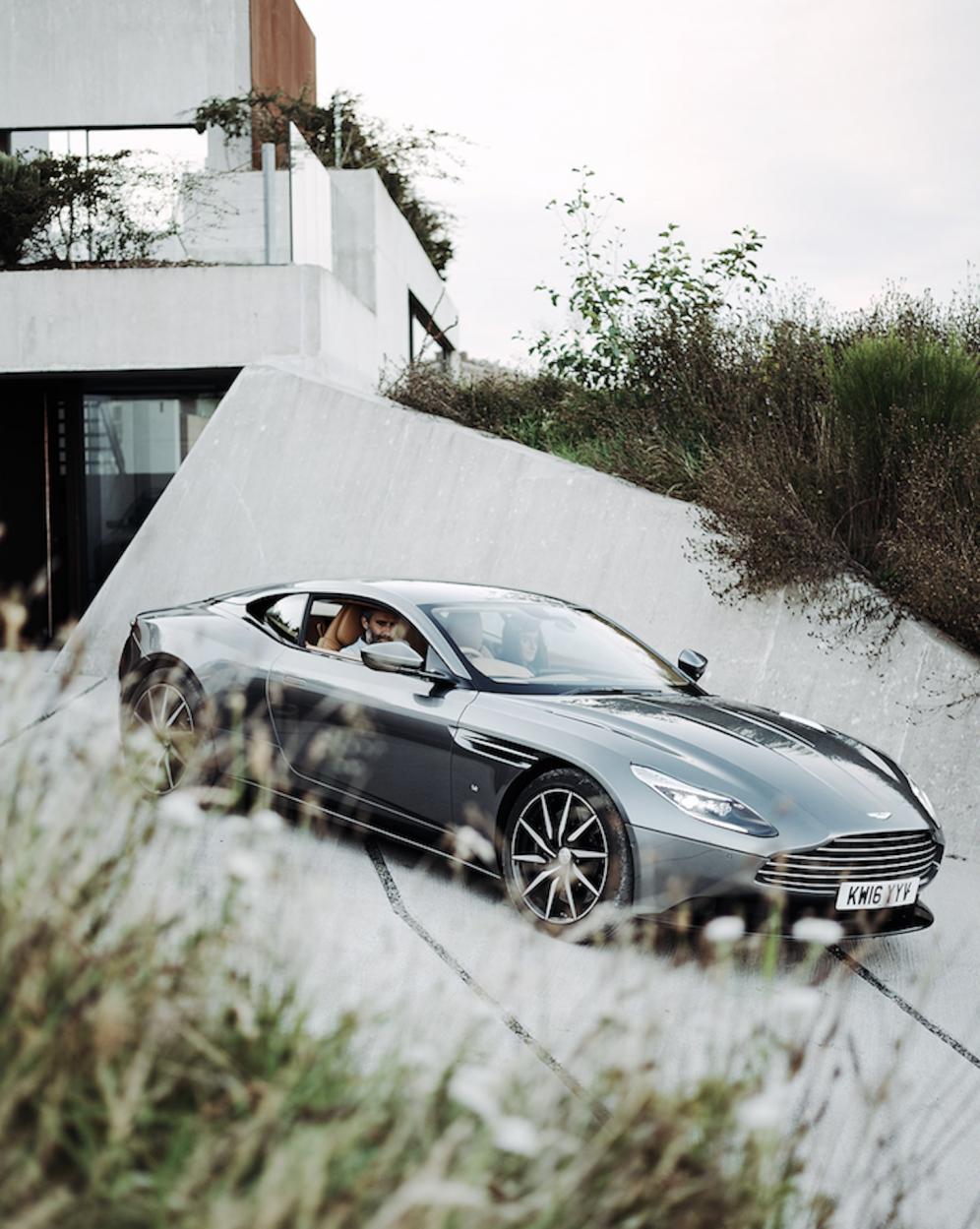 Visit Wales | Aston Martin