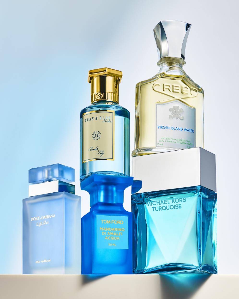 Sunday Times Style   Fragrance