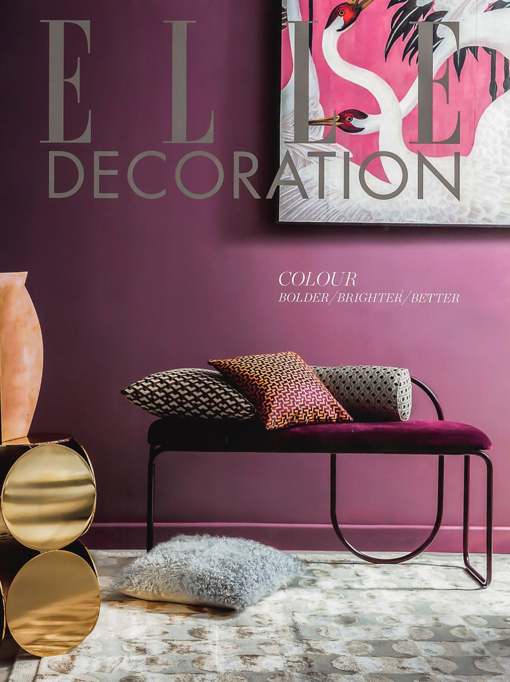 Elle Decoration | The New Summer of Love