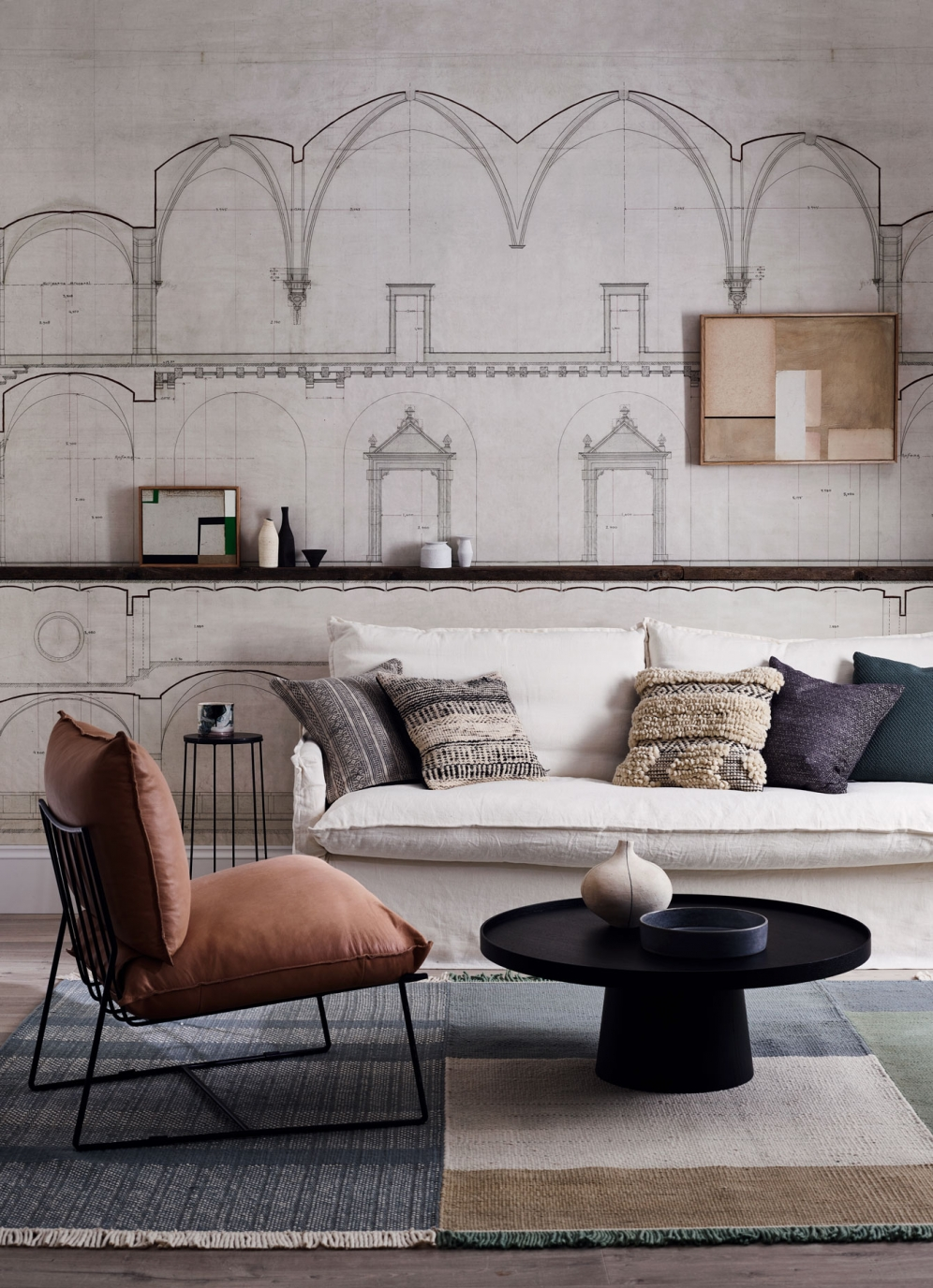 Homes & Gardens | The Look