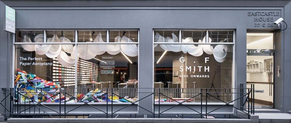 GF Smith | Window Installation