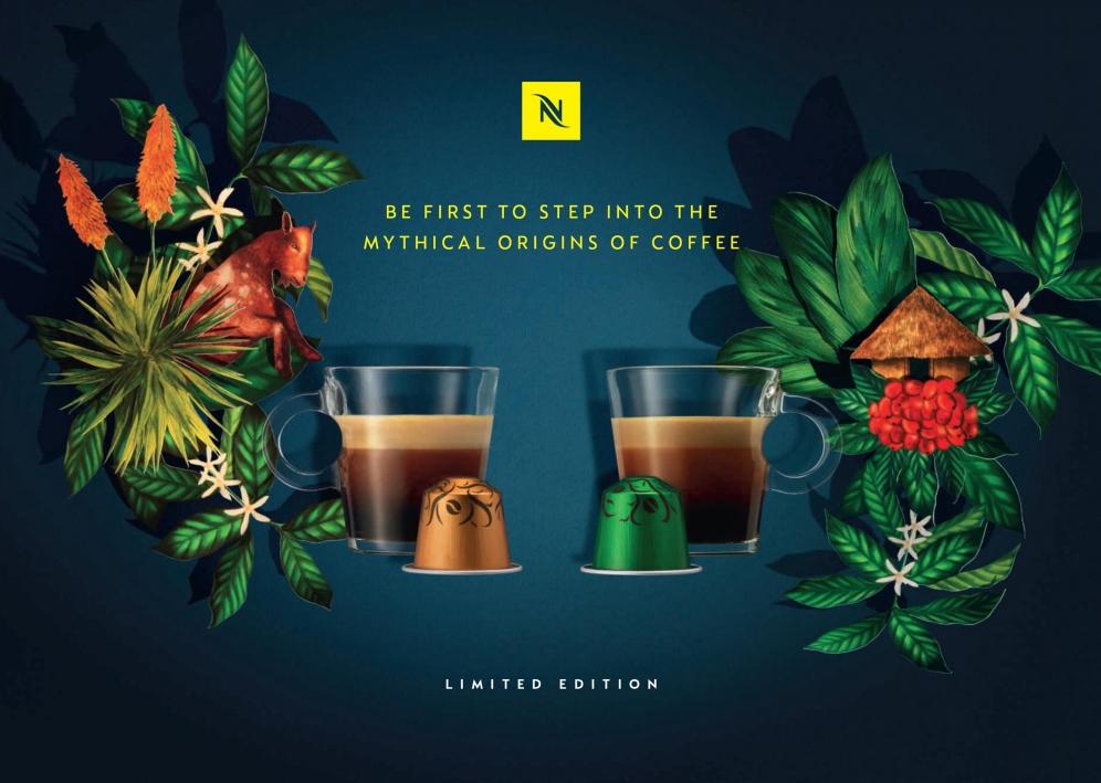 Nepresso   Mythical Origins