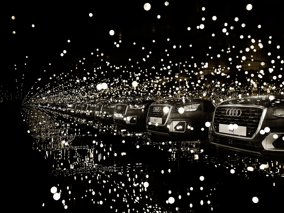 Audi Untaggable Experience