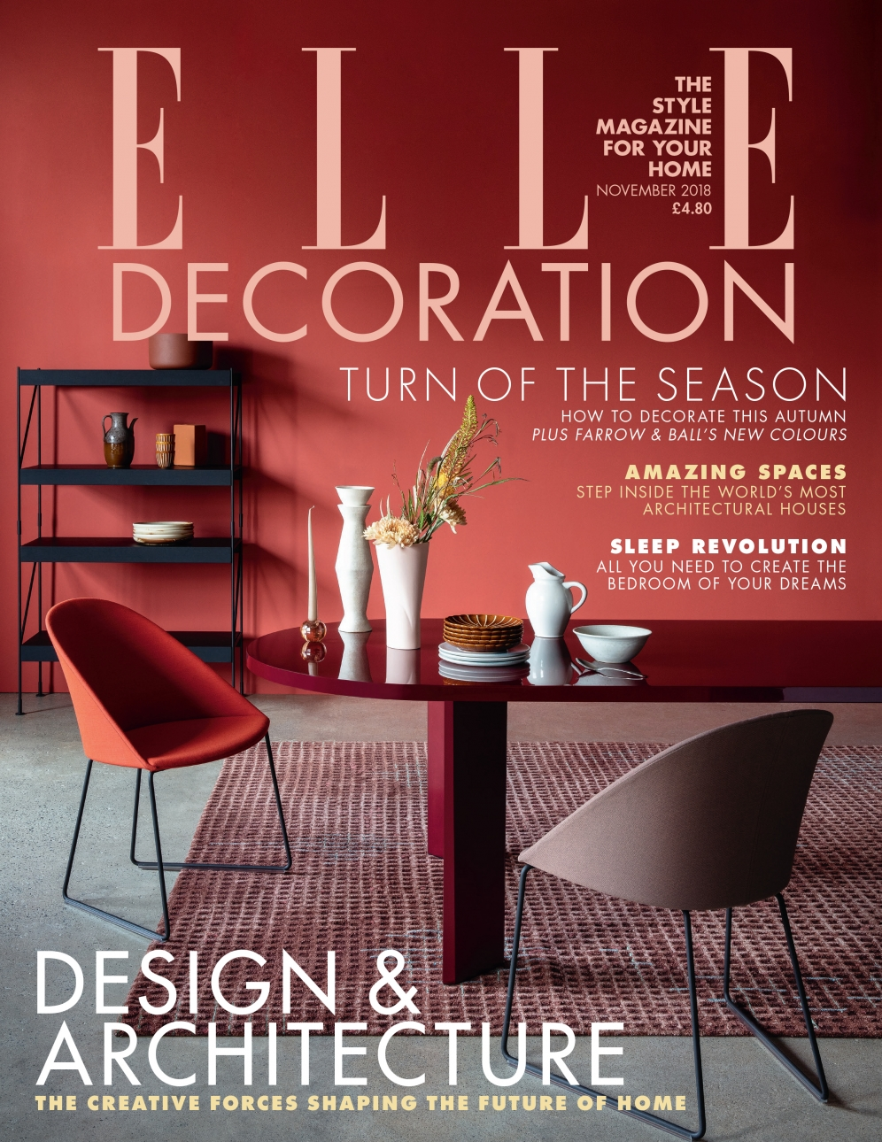 Elle Decoration | Earthy Delights
