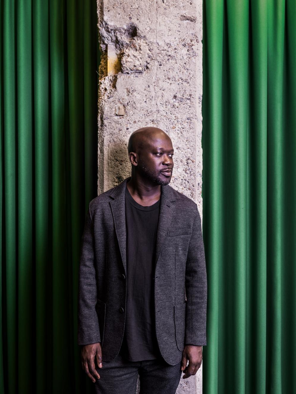 Vogue Spain   David Adjaye
