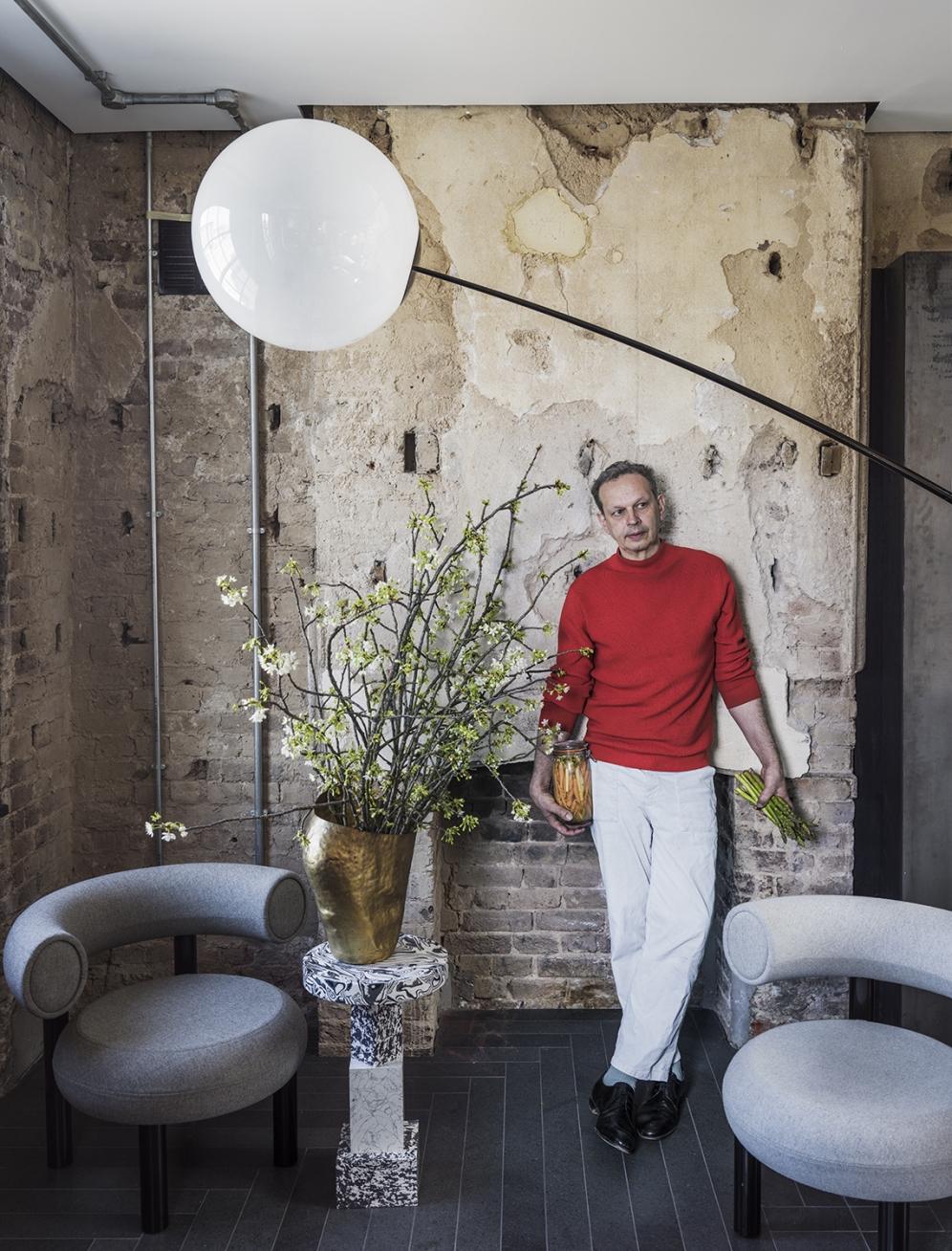 Vogue | Tom Dixon