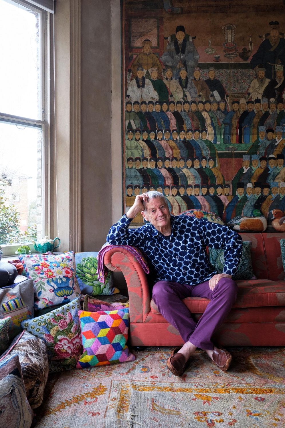 Vogue Living | Kaffe Fassett