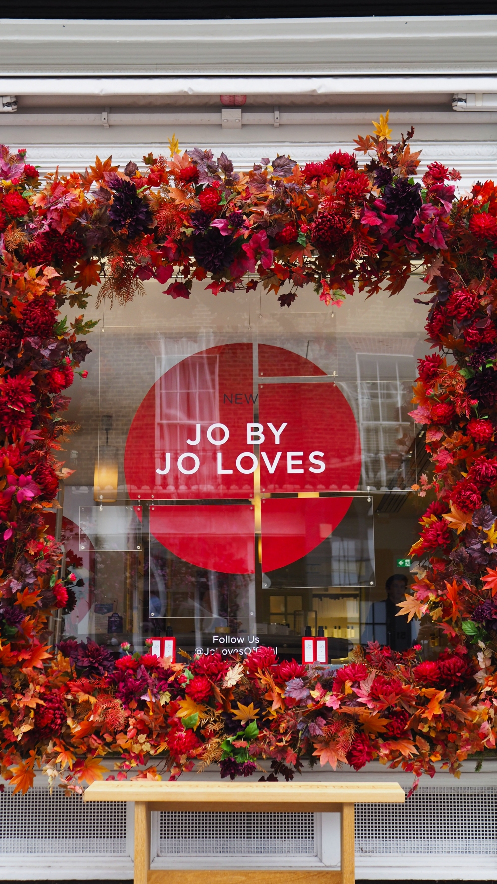 Jo Loves | Window Display