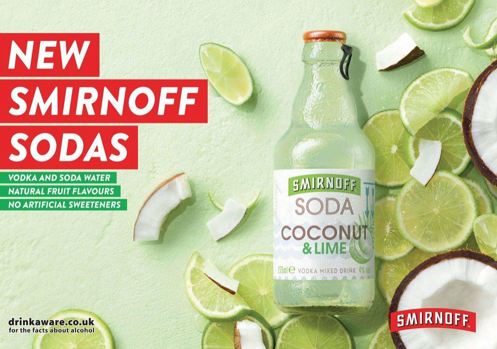 Smirnoff Soda
